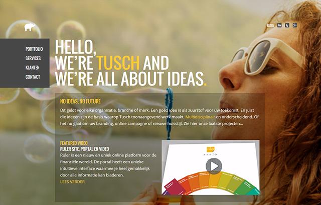 tusch design development and video