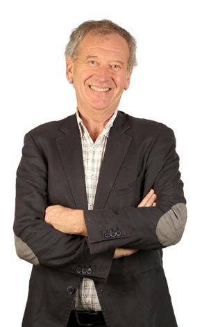 Gerard Keg is loopbaan begeleider in Haarlem