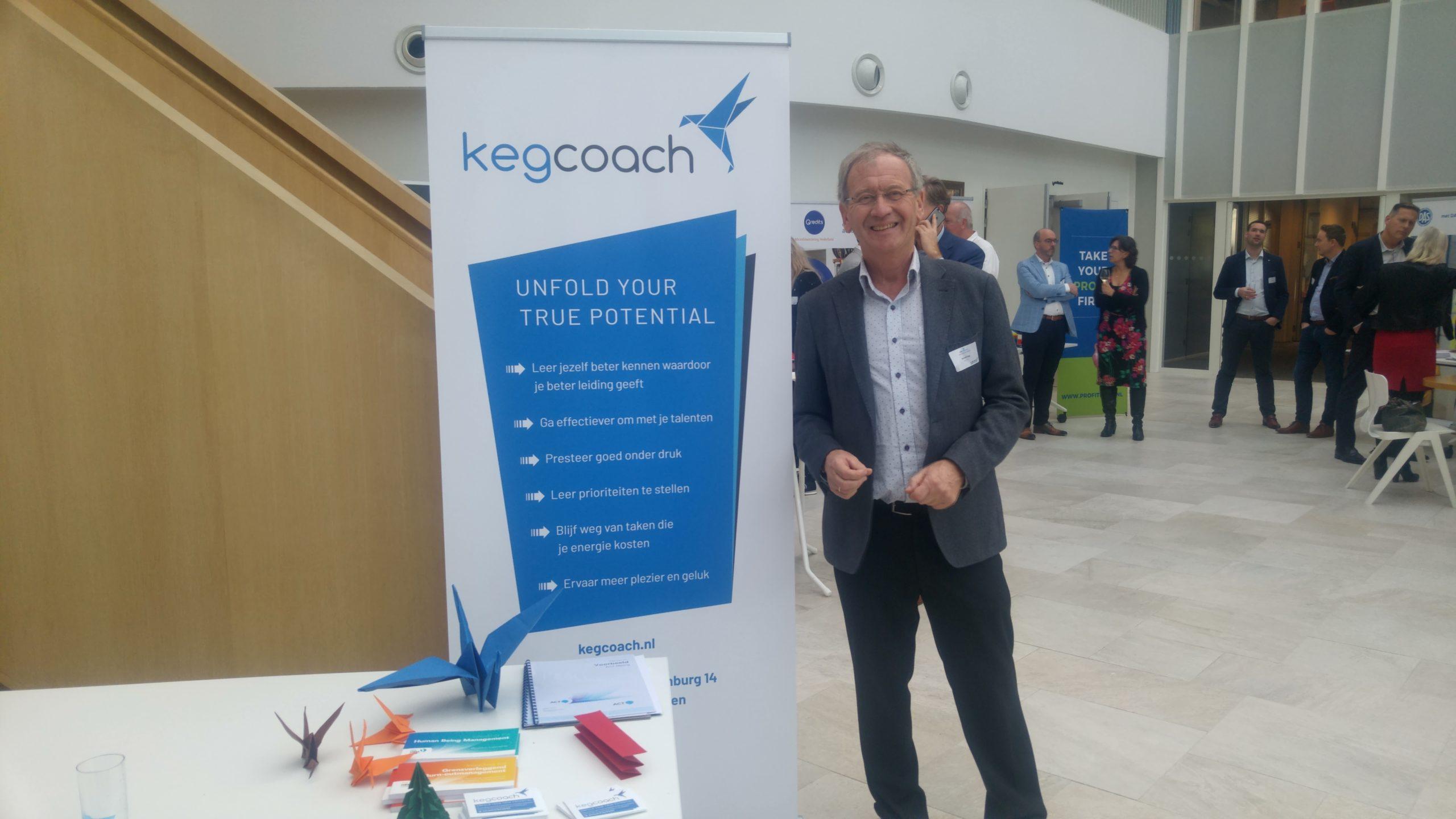 Gerard Keg van Kegcoach- de bedrijfs- en personal coach